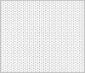 アルミ0.27 X89ミリメートル、穿孔、白い光沢